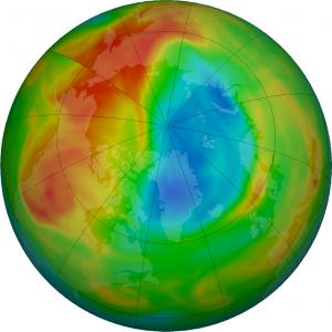Ozonloch ARktis