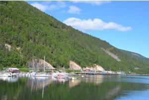 Fjord in Salten.
