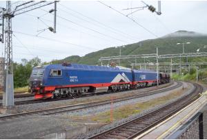 Narvik Erzbahn
