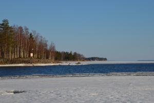 Sandön Tjuvholmsundet