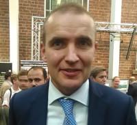 Präsident Guðni Th. Jóhannesson