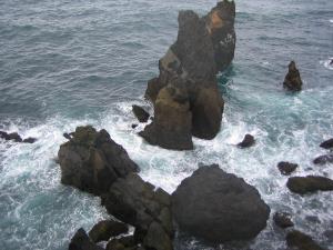 Küste Island