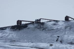 Gruve 7 Spitzbergen