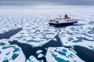 Polarstern Nordpol