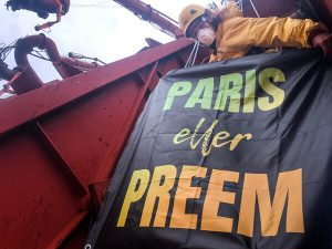 Greenpeace Preemraff