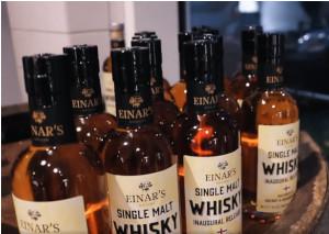 Einar's Whisky