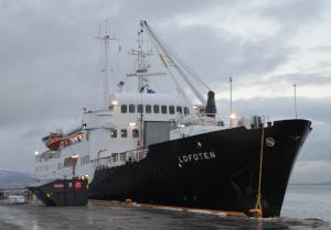 MS Lofoten Trondheim
