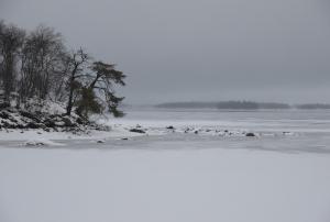 Hornavan Winter