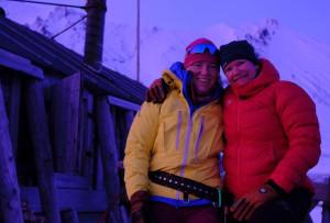Hilde Falun Strøm und Sunniva Sorby