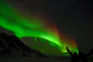 Polarlicht Bamsebu