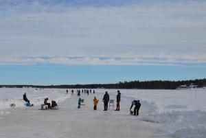 Eisbahn Piteå