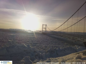 Jökulsá Brücke