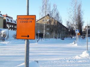 Covid-19-Test.