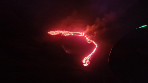 Eldgos Geldingadalur