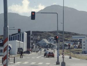 Ampeln von Nuuk
