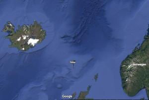 Seegrenzen Dänemark