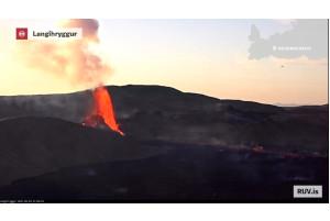Vulkan Fagradalsfjall
