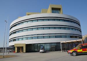 Kiruna neues Rathaus