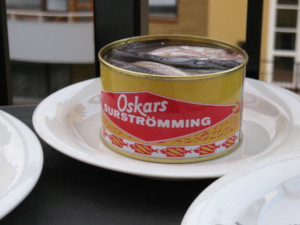 Surströmming Dose