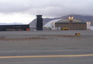 Flughafen Longyearbyen