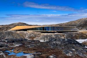 Eisfjordzentrum