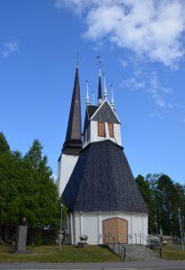Tornio Kirche