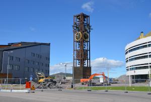 Baustelle Kiruna