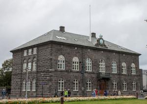 Alþingi Island
